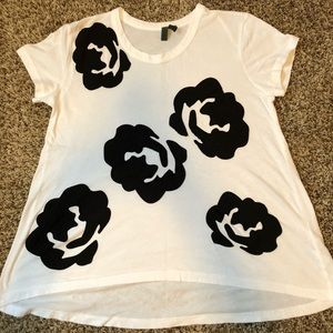 Women's size XS Left of Center t-shirt
